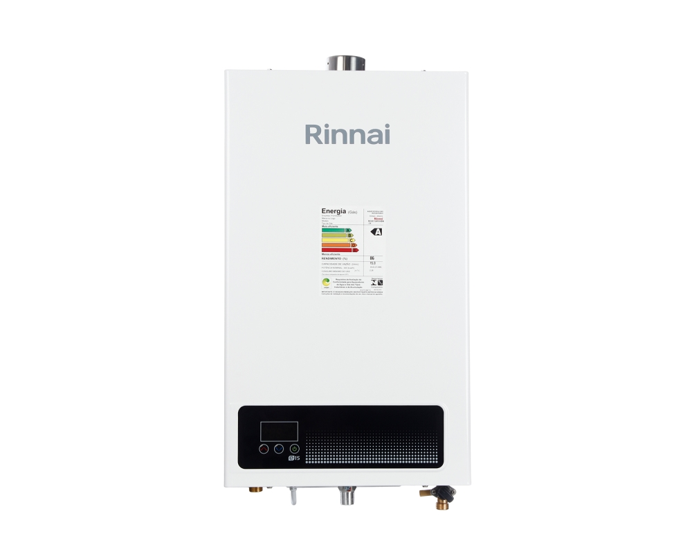 RINNAI REU-E15 - Foto 1