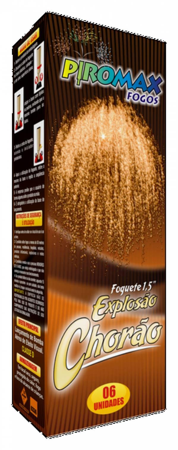 Foguete Explosão Chorão - Foto 1