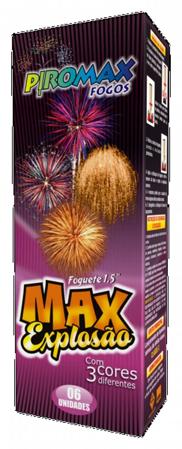 Foguete Max Explosão - Foto 1