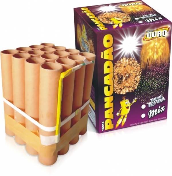 Torta Pancadão Mix 16 tubos - Foto 1