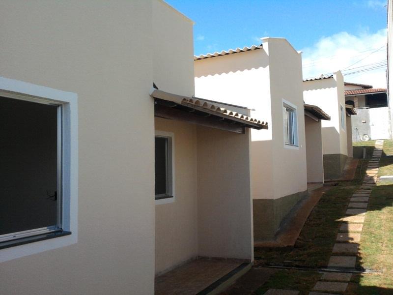 Condomínio de casas no Felipe Cláudio