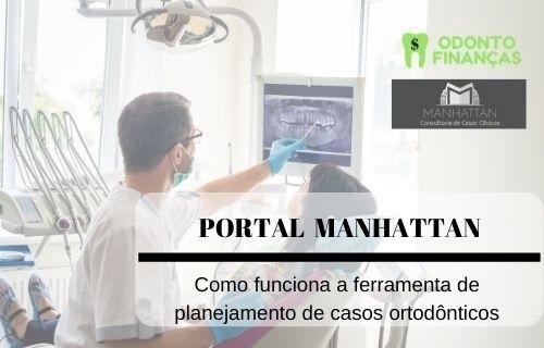 Porque eu deveria conhecer a ferramenta de planejamento de casos ortodônticos do portal manhattan