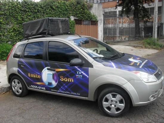 CARRO DE SOM (Emite Som)