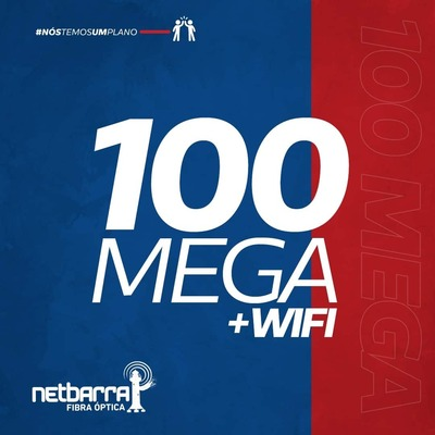 Netbarra 100 Mega - Foto 1