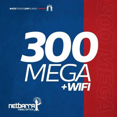 Netbarra 300 Mega - Foto 1