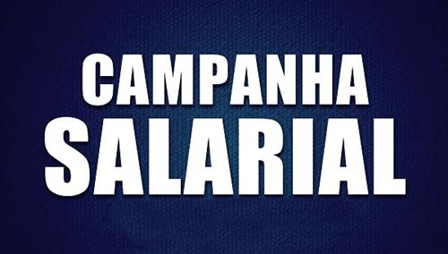 Campanha Salarial - Janeiro a maio de 2018