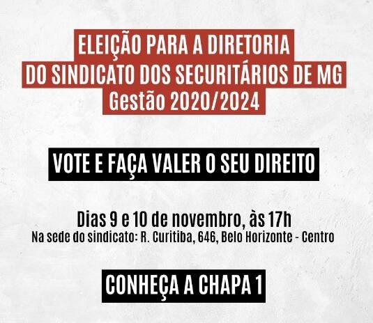 Vote e faça valer o seu direito!