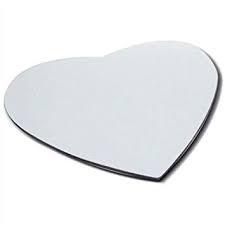 Mouse Pad Coração - Foto 2