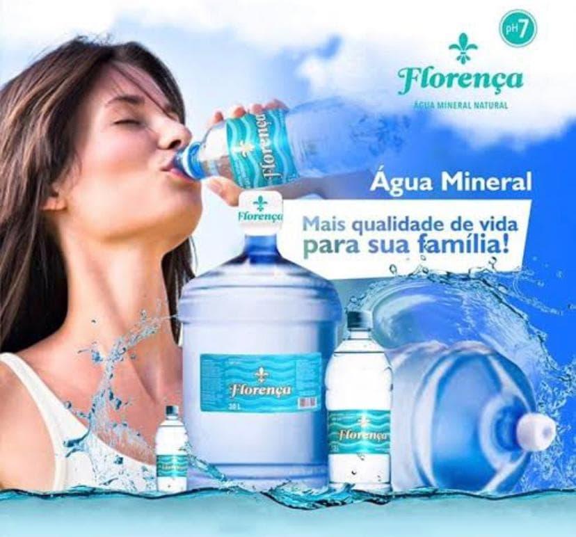 Água Mineral Florença