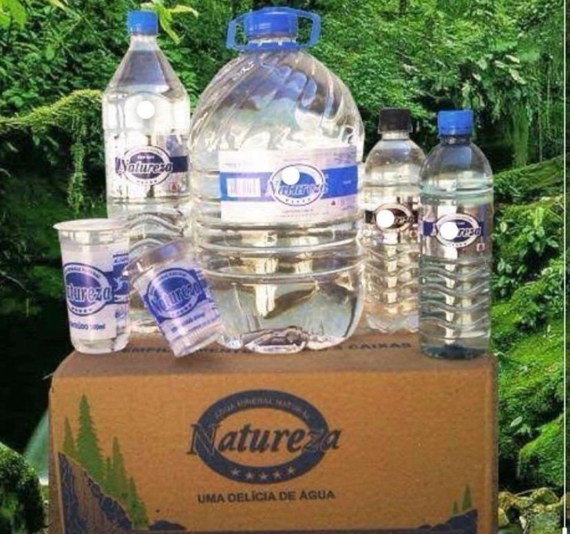 Água Mineral Natureza