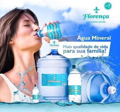 Água Mineral Florença - Foto 1