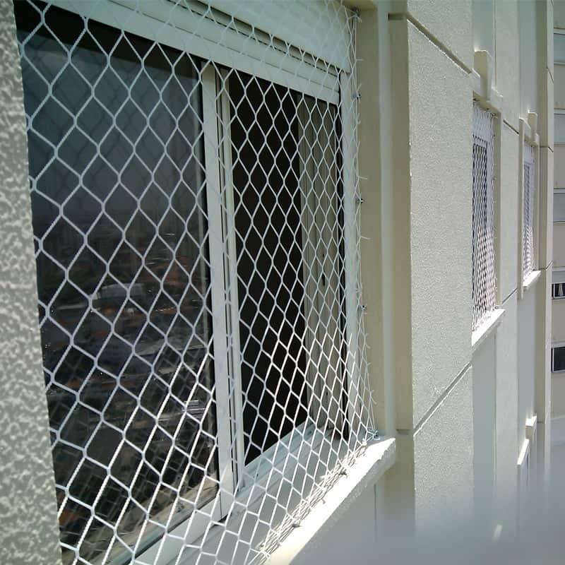 Rede de Segurança para Janelas - Foto 1