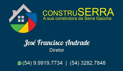 José Francisco - Construserra