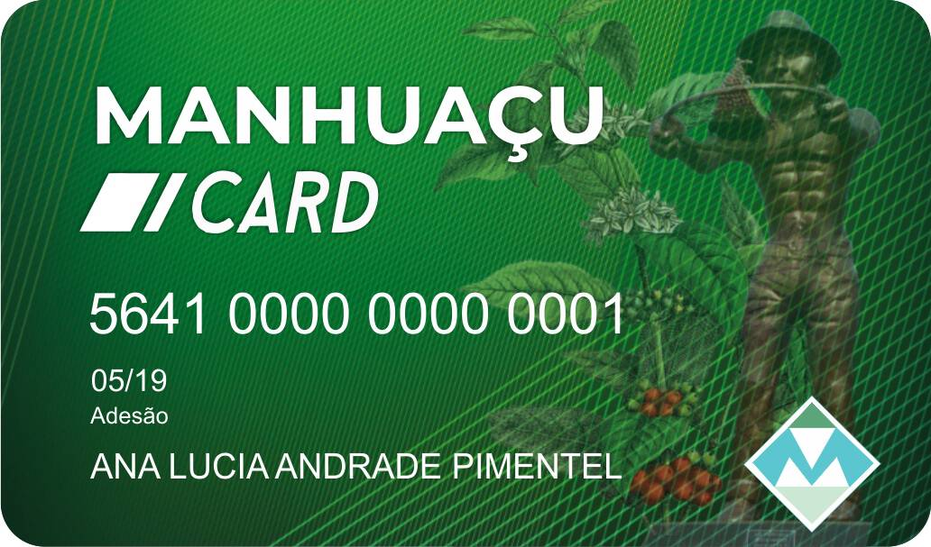 Manhuaçu Card