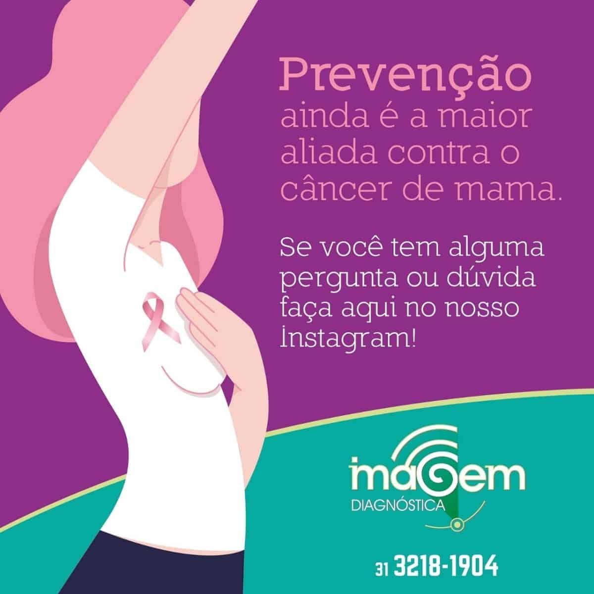 Especialistas falam sobre prevenção ao Câncer de Mama