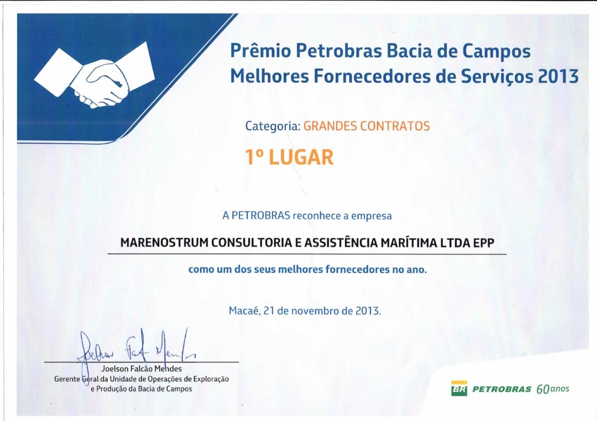 Certificado em Destaque -