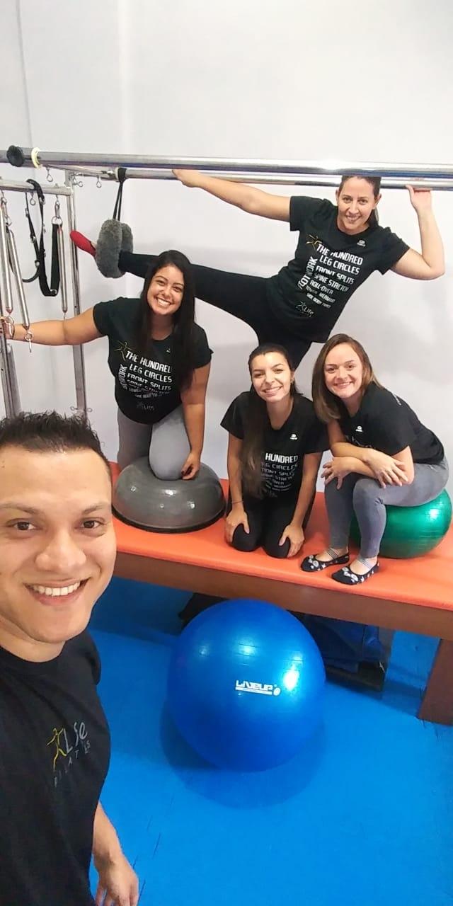 Formação em Pilates / Março de 2019