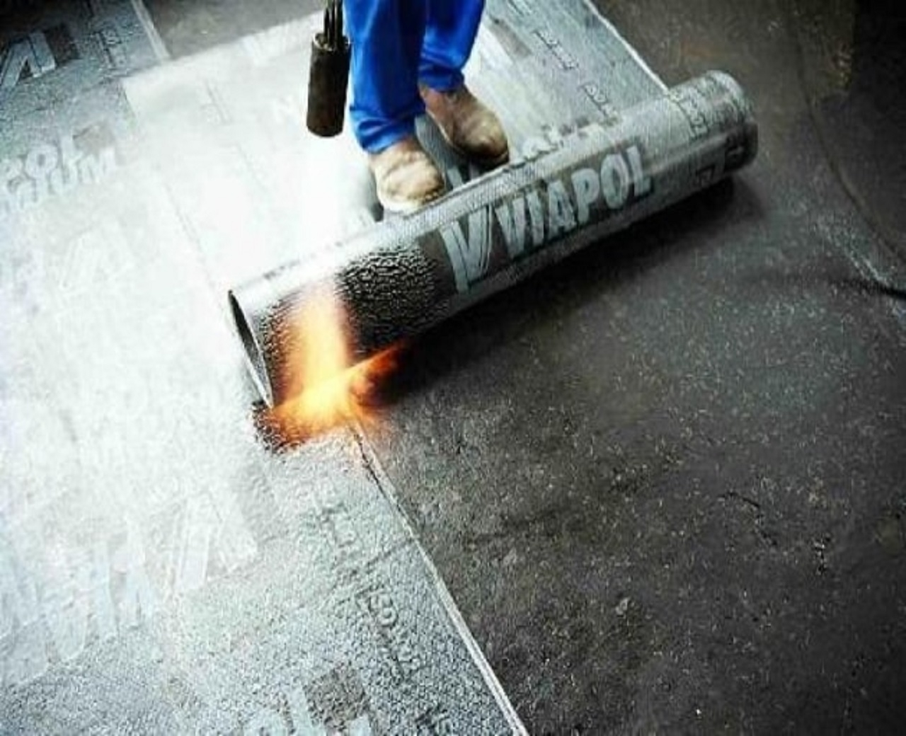 Impermeabilização de piso - Foto 1