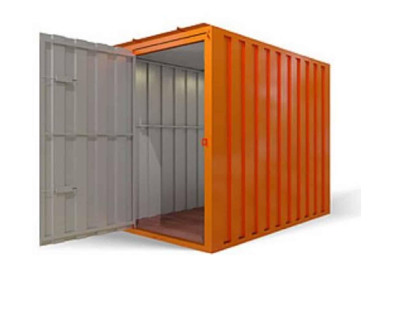Container - Foto 1