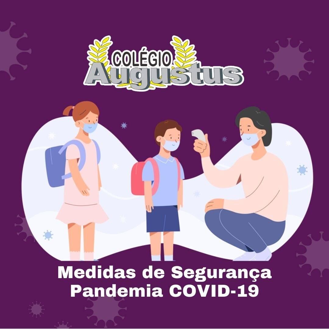 Medidas de Segurança - Covid19