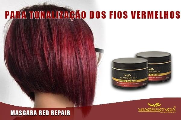 MASCARA RED - Foto 1