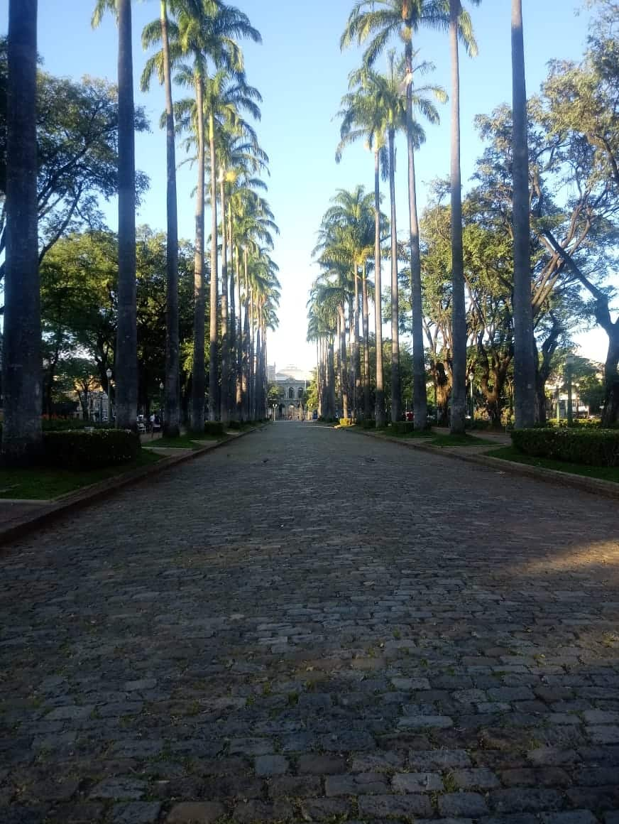 Praça da Liberdade Em BH