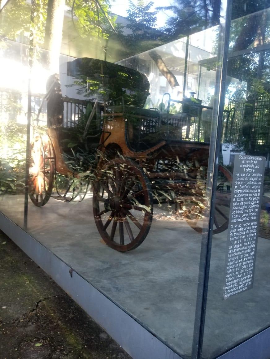 Museu Abílio Barreto em BH