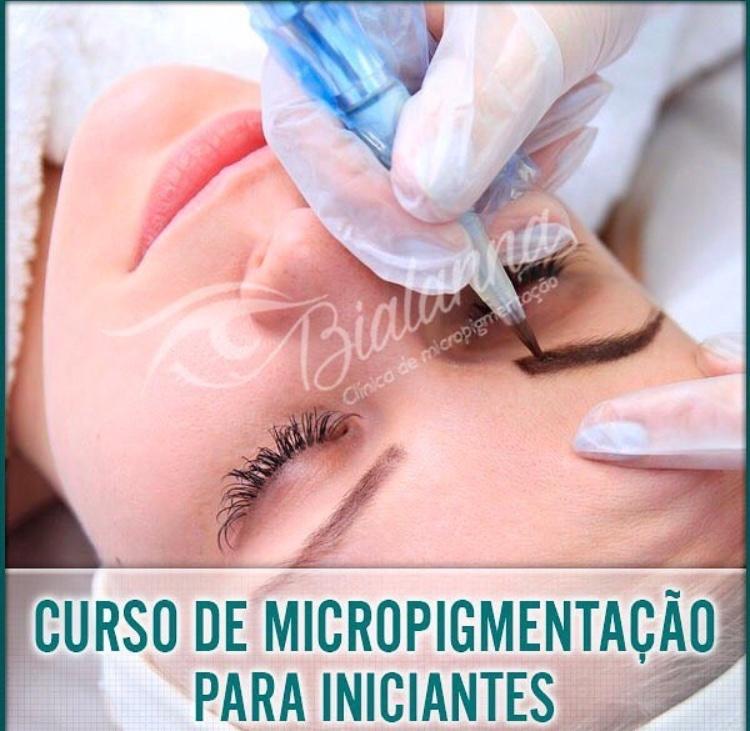 Curso de Micropigmentação de sobrancelha - Foto 1