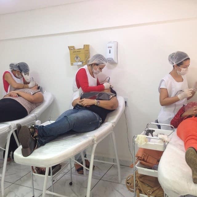 Curso de Micropigmentação de sobrancelha - Foto 7