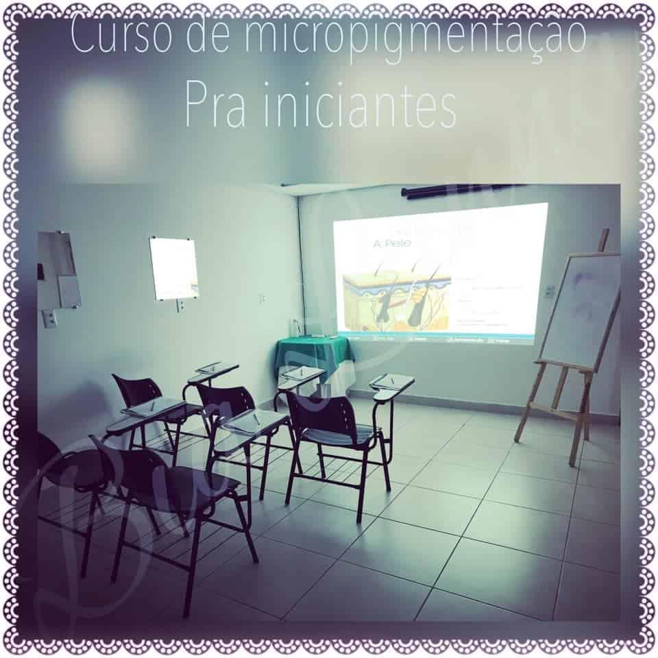 Curso de Micropigmentação de sobrancelha - Foto 3