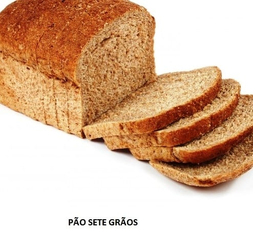 Pão sete grãos - Foto 2