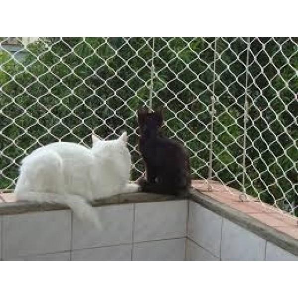 rede de proteção para pets