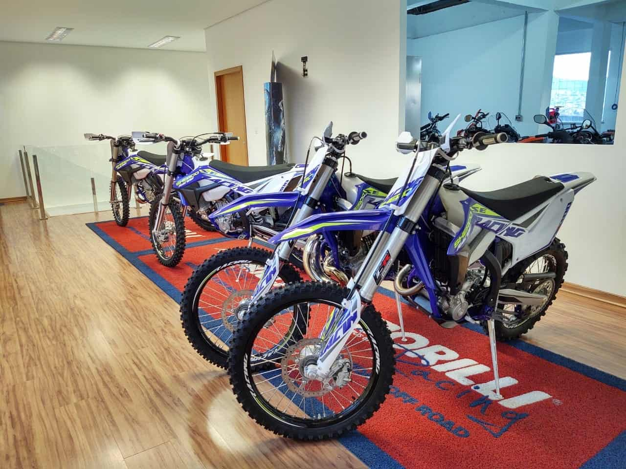 2018 CROSS COUNTRY 250/300 SCF-R - Foto 4