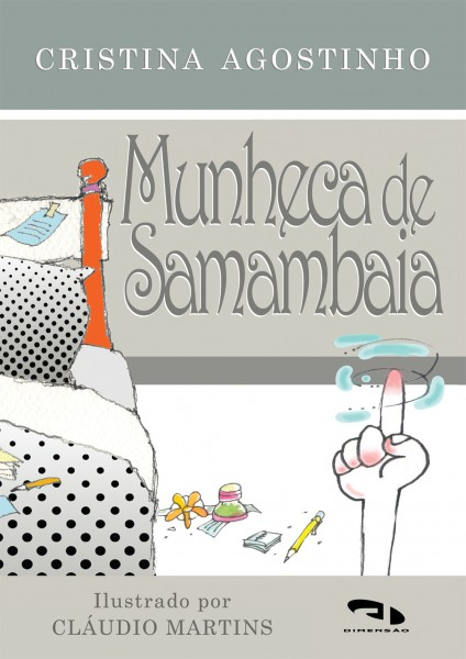 Livro Munheca de samambaia