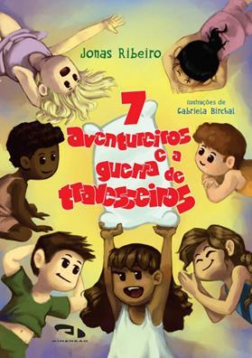 Livro 7 aventureiros e a guerra de travesseiros