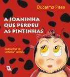 Livro A joaninha que perdeu as pintinhas