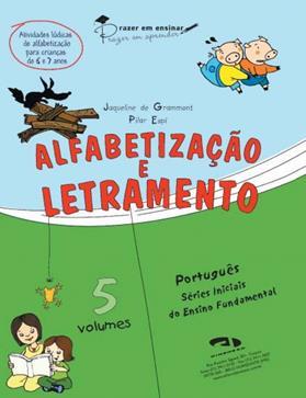 Livro Alfabetização e Letramento