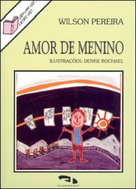 Livro Amor de menino