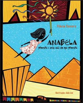 Livro Anabela procura e acha mais do que procura