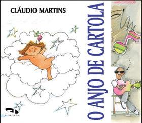 Livro O anjo de Cartola