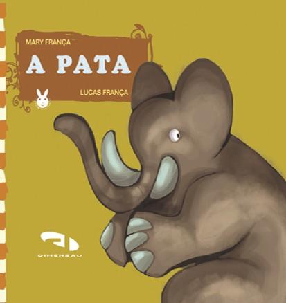 Livro A pata