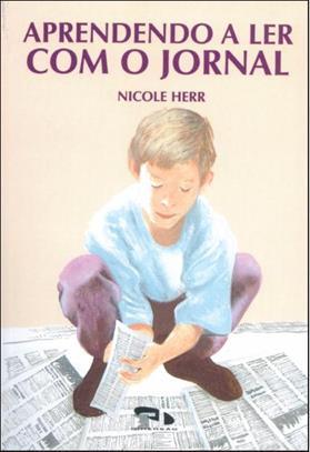 Livro Aprendendo a ler com o jornal
