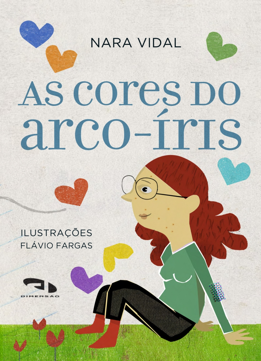 As cores do Arco-íris