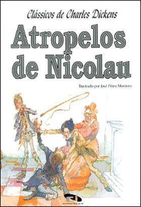 Livro Atropelos de Nicolau