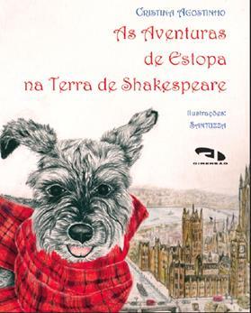 Livro As Aventuras de Estopa na terra de Shakespeare
