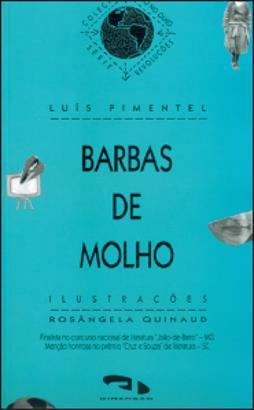 Livro Barbas de molho