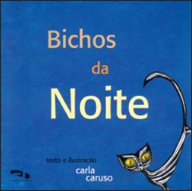 Livro Bichos da noite
