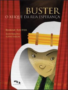 Livro Buster - o xeique da Rua Esperança