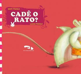 Livro Cadê o Rato?