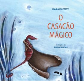 Livro O casacão mágico